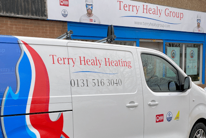 Terry Healy Heating Edinburgh. New Gas Boilers. Boiler Replacement.
